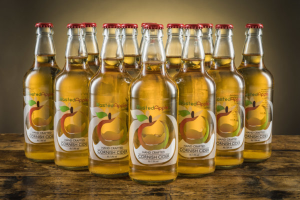 12 bottle case of Medium Dry Cider
