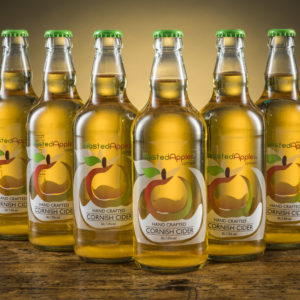 6 bottle case Dry Cider