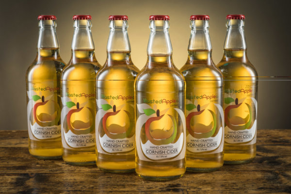 6 bottle case medium dry cider