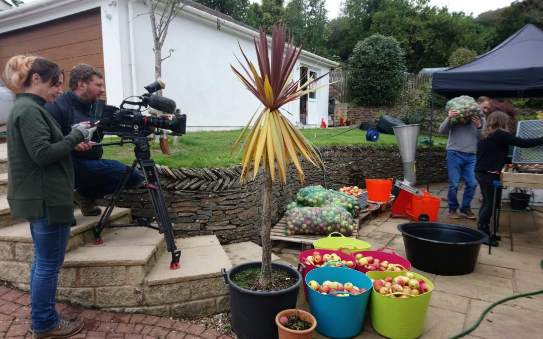 More4 Devon and Cornwall – Behind the Scenes