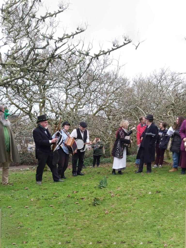 The Orchard Wassail