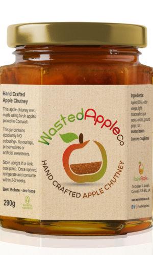 Preserves - Apple Chutney