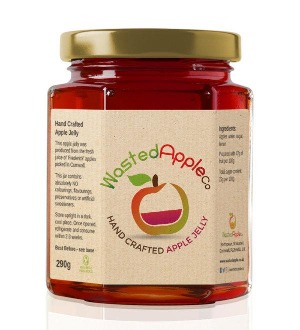 Preserves - Apple Jelly