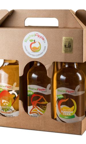 3 Bottle Cider Gift Pack