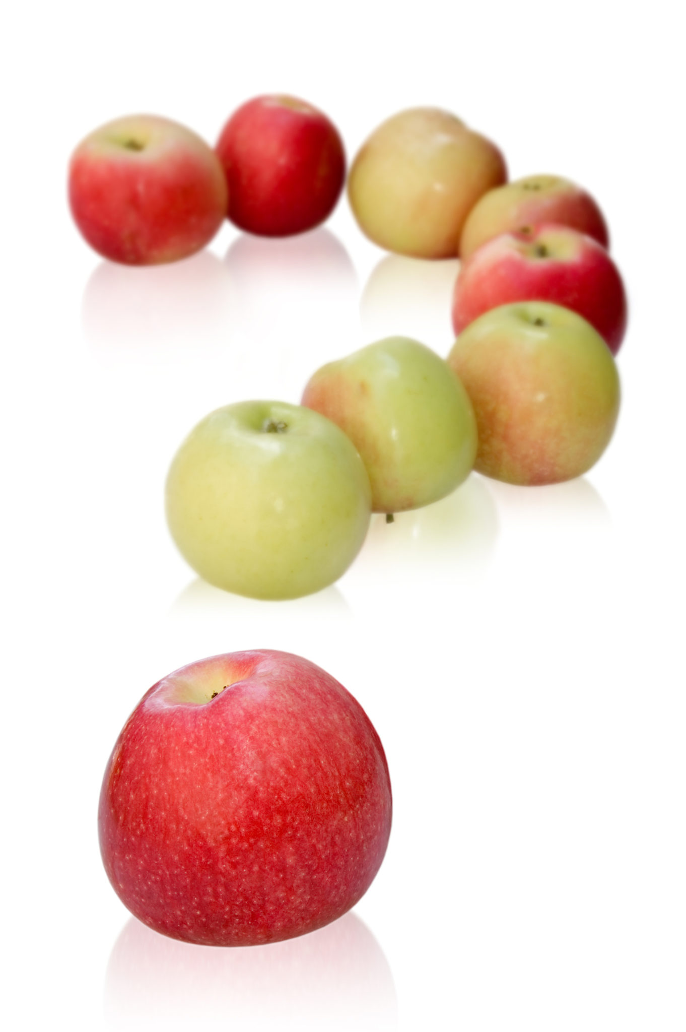 Apple Question Mark