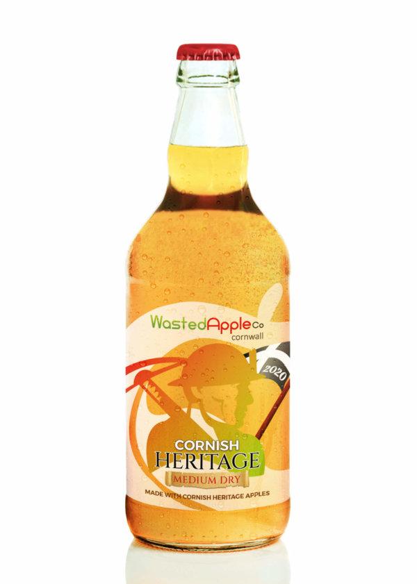Conrish Heritage Cider