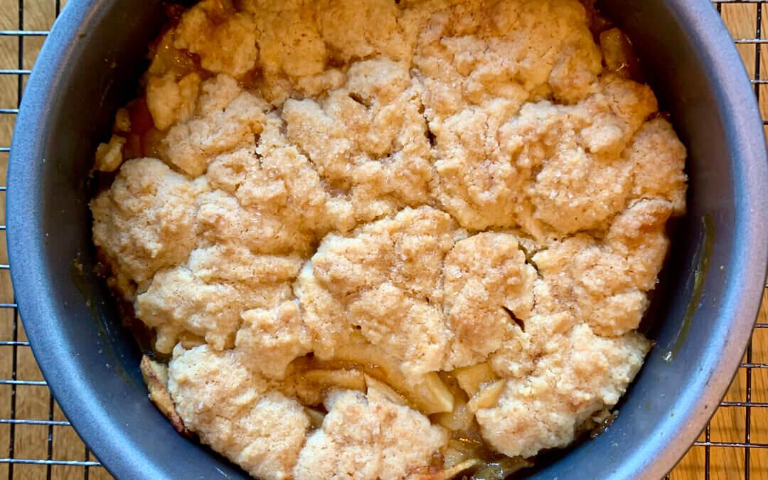 Orlando Murrin's Apple Cake Recipe